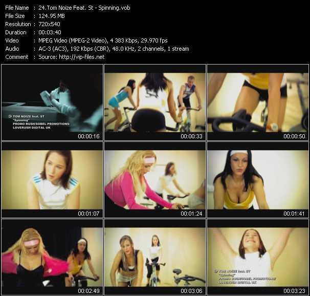 Tom Noize Feat. St video screenshot