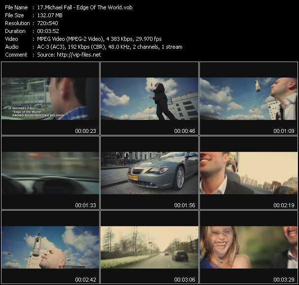 Michael Fall video screenshot