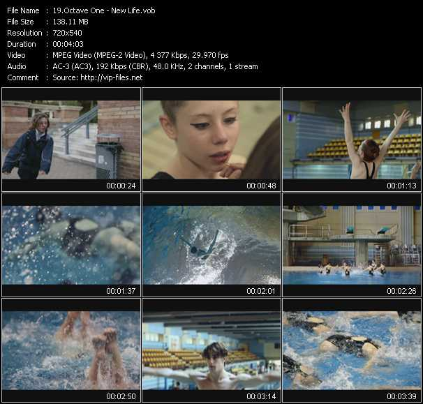 Octave One video screenshot