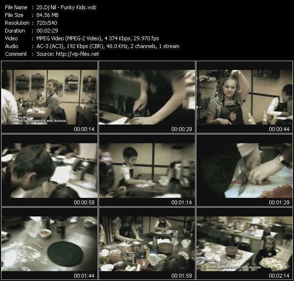 Dj Nil video screenshot