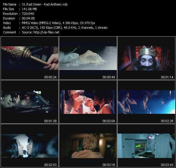 Rad Omen video screenshot