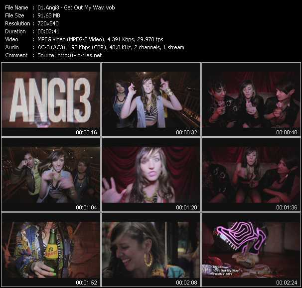 Angi3 video screenshot