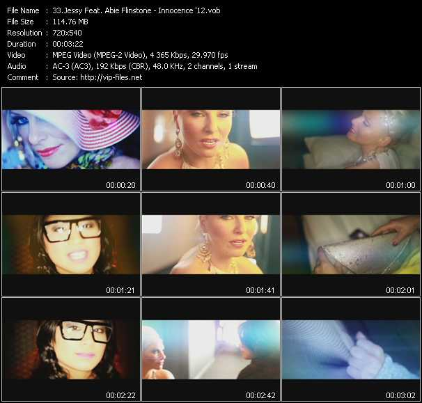 Jessy Feat. Abie Flinstone video screenshot