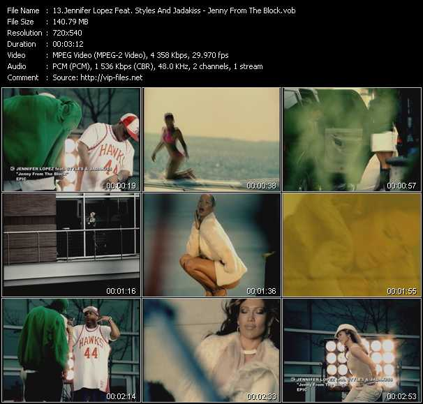 Jennifer Lopez Feat. Styles And Jadakiss video screenshot