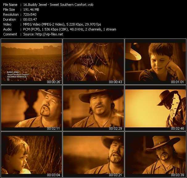 Buddy Jewell video screenshot