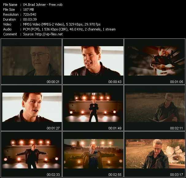 Brad Johner video screenshot