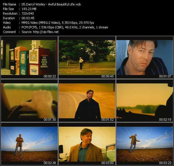 Darryl Worley video screenshot