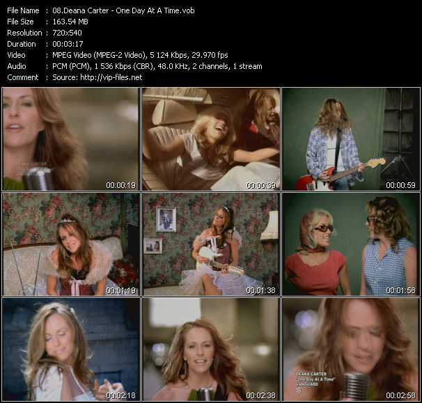 Deana Carter video screenshot