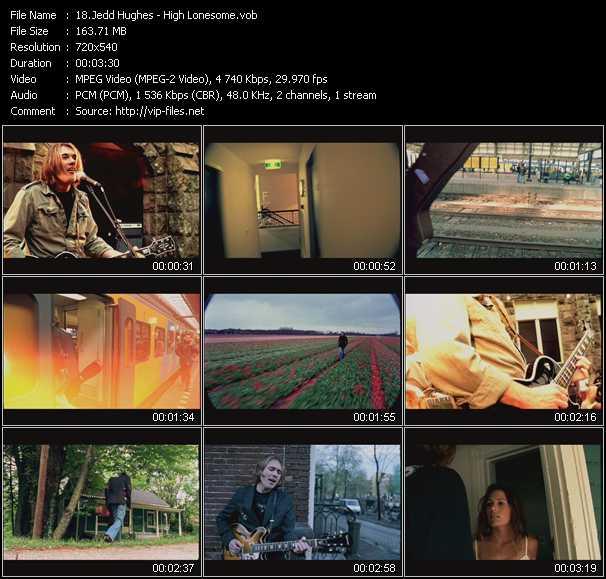 Jedd Hughes video screenshot