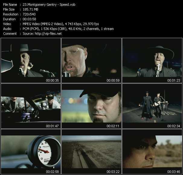 Montgomery Gentry video screenshot