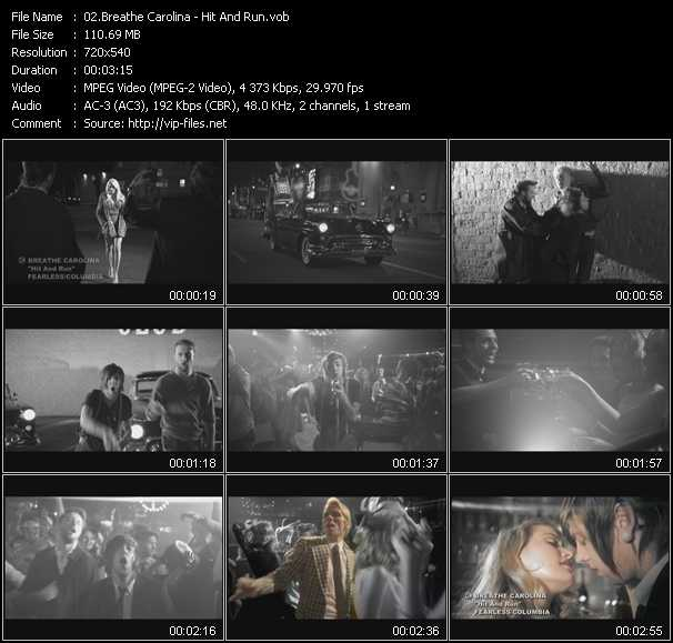 Breathe Carolina video screenshot