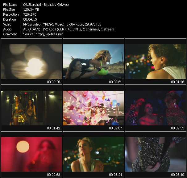 Starshell video screenshot