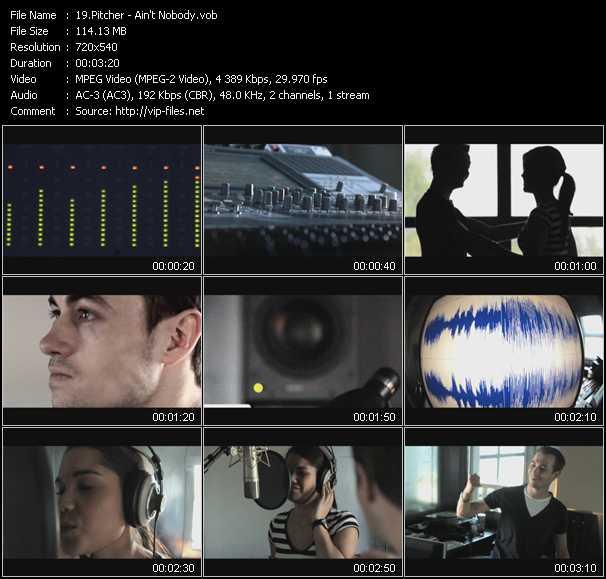 Pitcher video screenshot