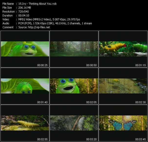 Ivy video screenshot