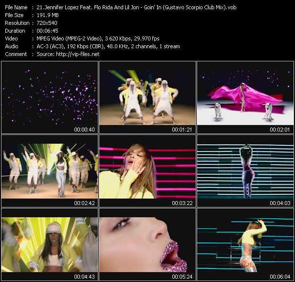 Jennifer Lopez Feat. Flo Rida And Lil' Jon video screenshot