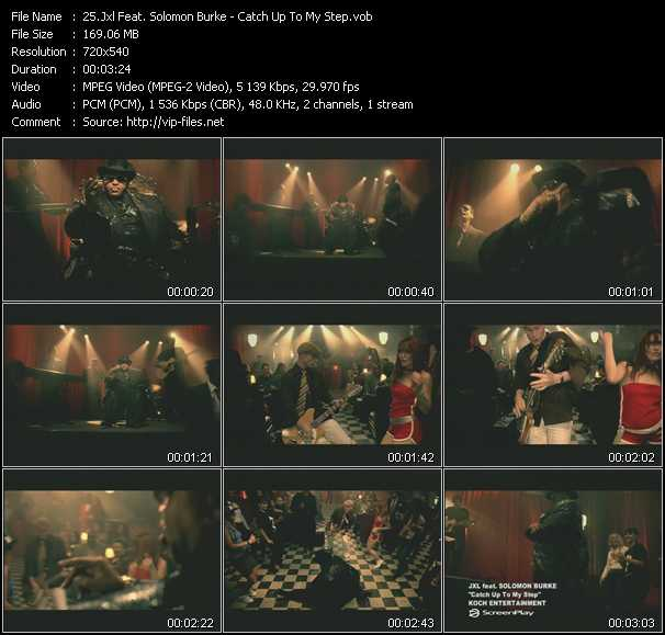 Jxl Feat. Solomon Burke video screenshot