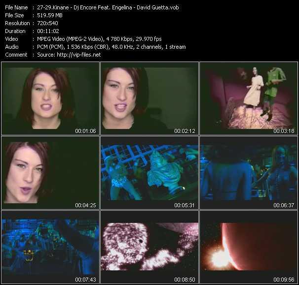 Kinane - Dj Encore Feat. Engelina - David Guetta video screenshot