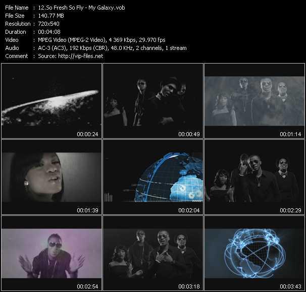 So Fresh So Fly video screenshot