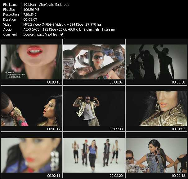 Kiran video screenshot