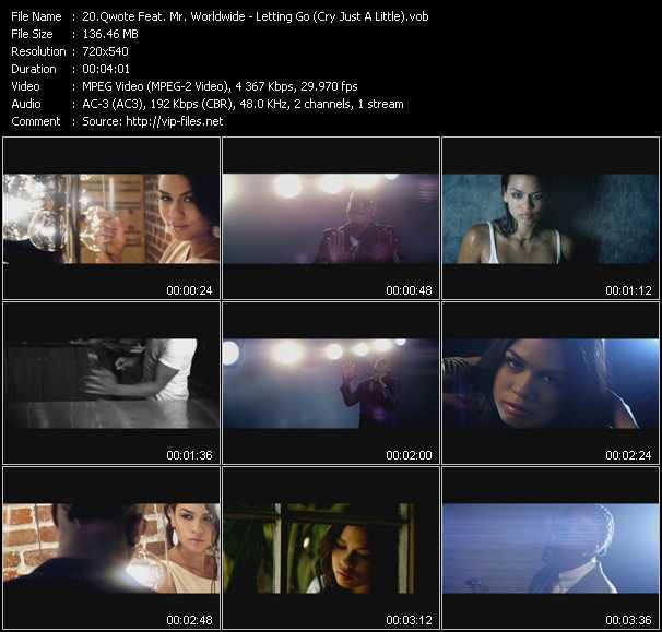 Qwote Feat. Mr. Worldwide video screenshot