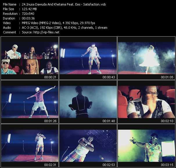 Inusa Dawuda And Khetama Feat. Ees video screenshot