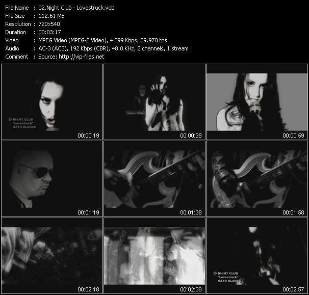 Night Club video screenshot