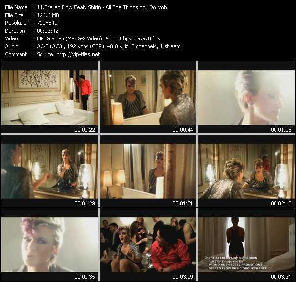 Stereo Flow Feat. Shirin video screenshot