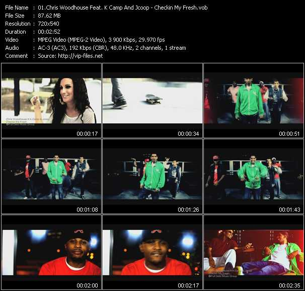 Chris Woodhouse Feat. K-Camp And Jcoop video screenshot