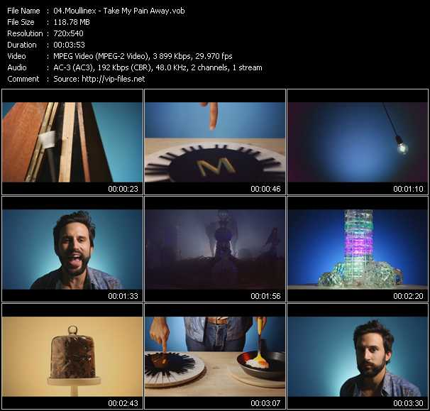 Moullinex video screenshot