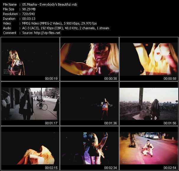 Miasha video screenshot
