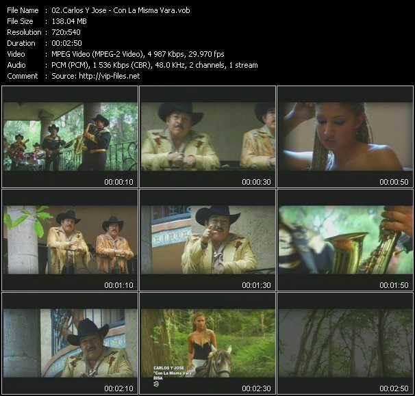 Carlos Y Jose video screenshot