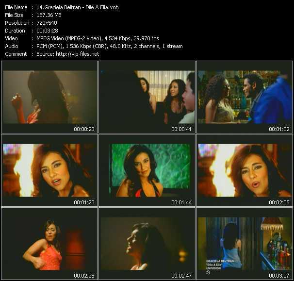 Graciela Beltran video screenshot