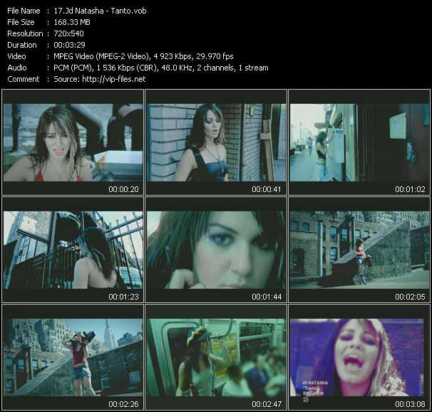 Jd Natasha video screenshot