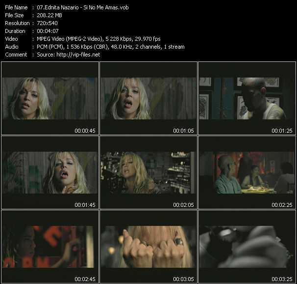 Ednita Nazario video screenshot