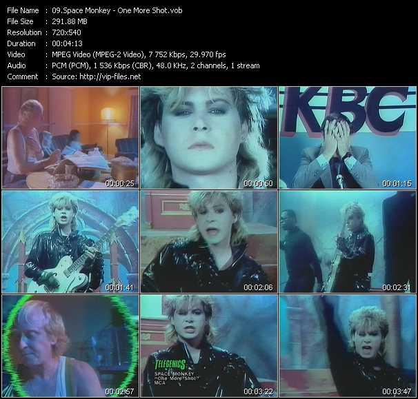 Space Monkey video screenshot