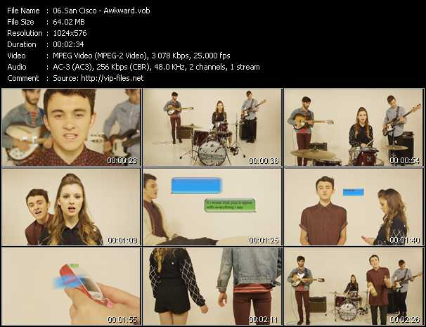 San Cisco video screenshot