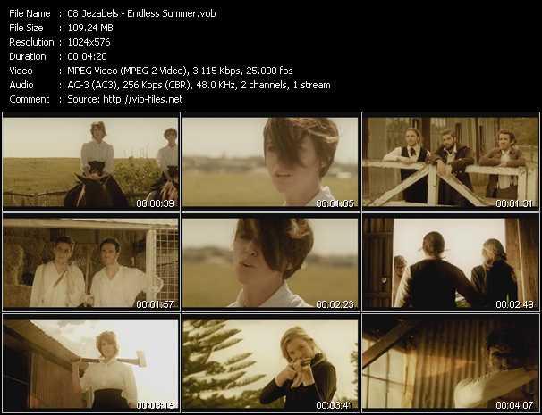 Jezabels video screenshot