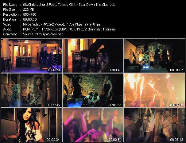 Christopher S Feat. Tommy Clint video screenshot