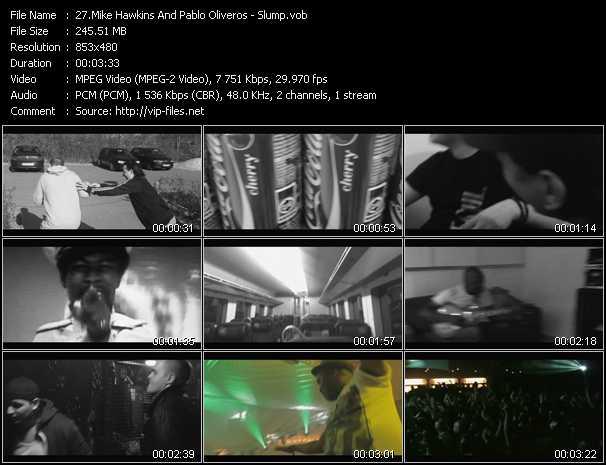 Mike Hawkins And Pablo Oliveros video screenshot
