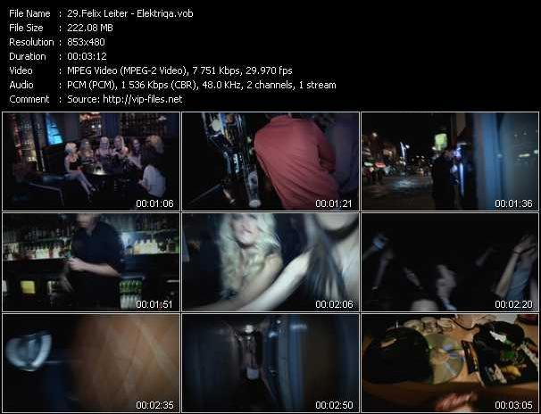 Felix Leiter video screenshot