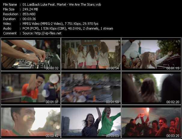 Laidback Luke Feat. Martel video screenshot