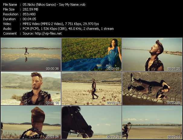 Nicko (Nikos Ganos) video screenshot