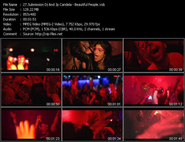 Submission Dj And Jp Candela video screenshot
