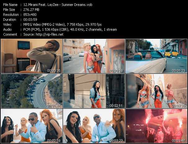 Mirami Feat. LayZee video screenshot