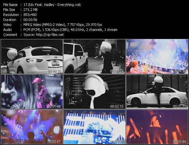Edx Feat. Hadley video screenshot