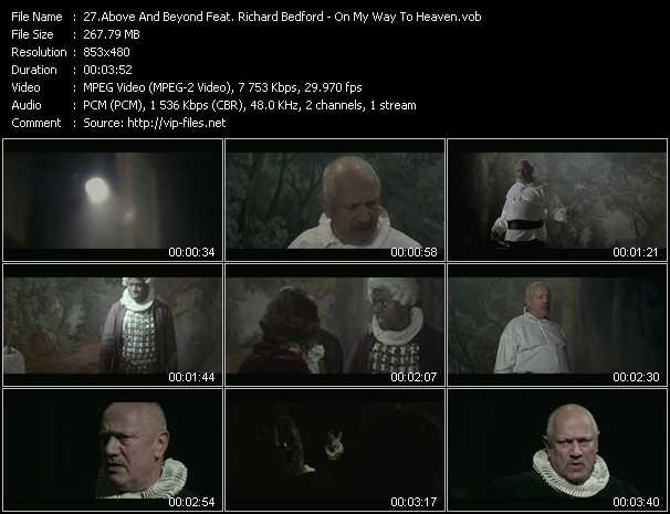 Above And Beyond Feat. Richard Bedford video screenshot