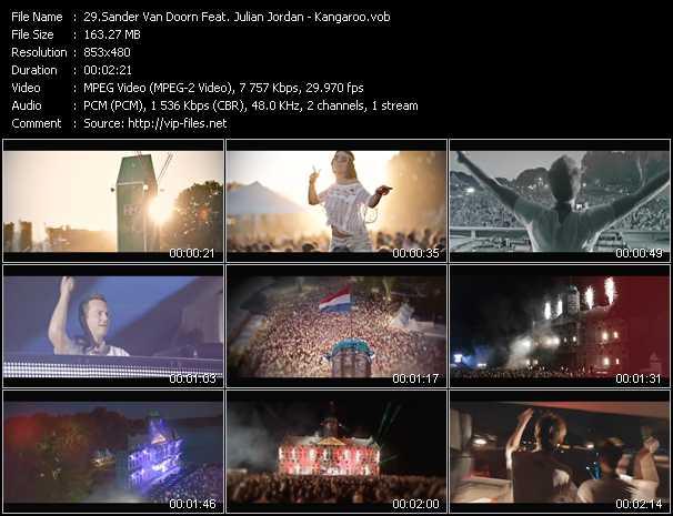 Sander Van Doorn Feat. Julian Jordan video screenshot