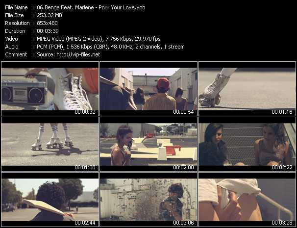 Benga Feat. Marlene video screenshot