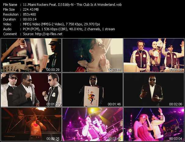 Miami Rockers Feat. DJ Eddy-N video screenshot