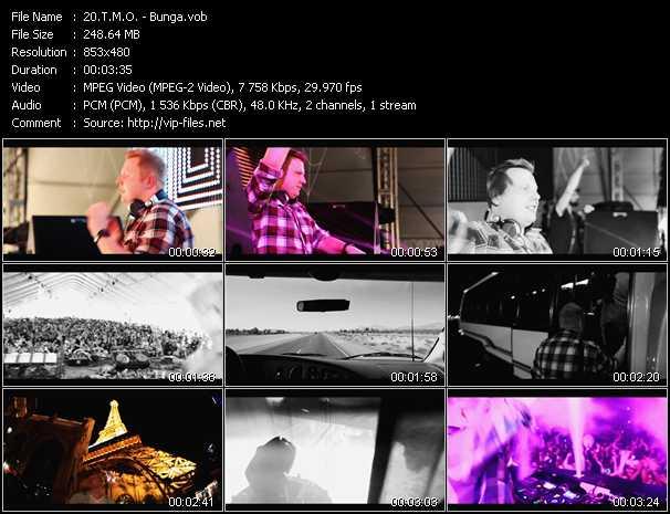 T.M.O. video screenshot